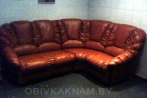 обивка дивана минск