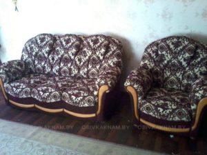 перетяжка мебели минск